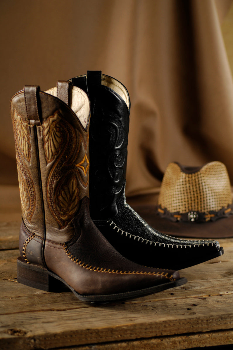 Bonanza Boots - Exotic Collection