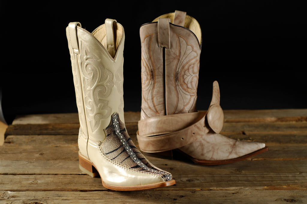 Bonanza Western Boots - Exotic Collection