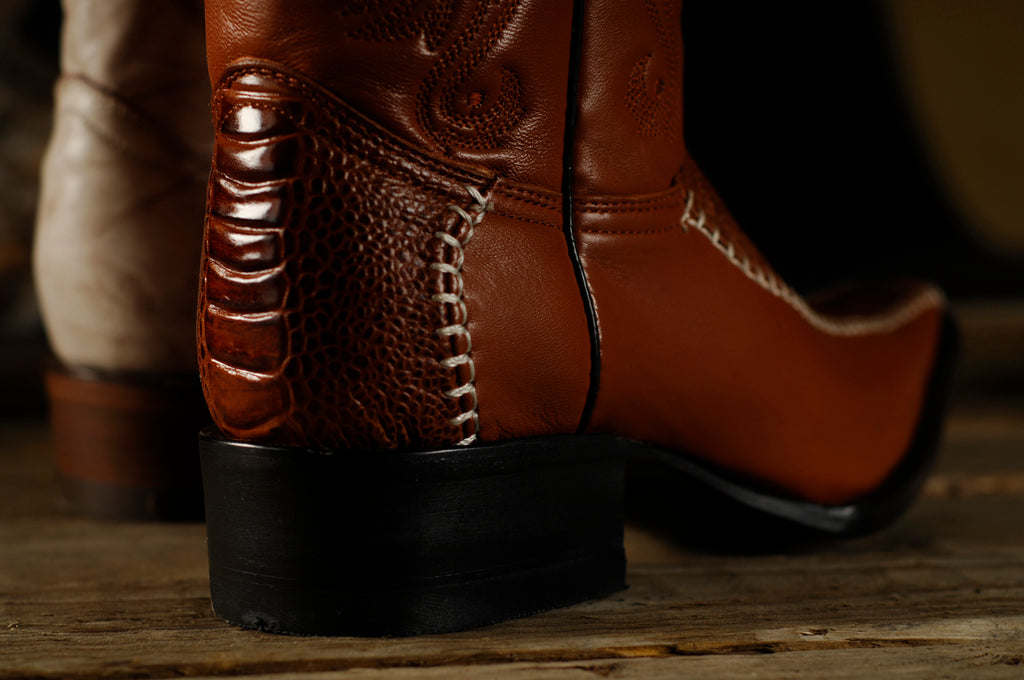 Bonanza Cowboy Boots - Exotic Collection