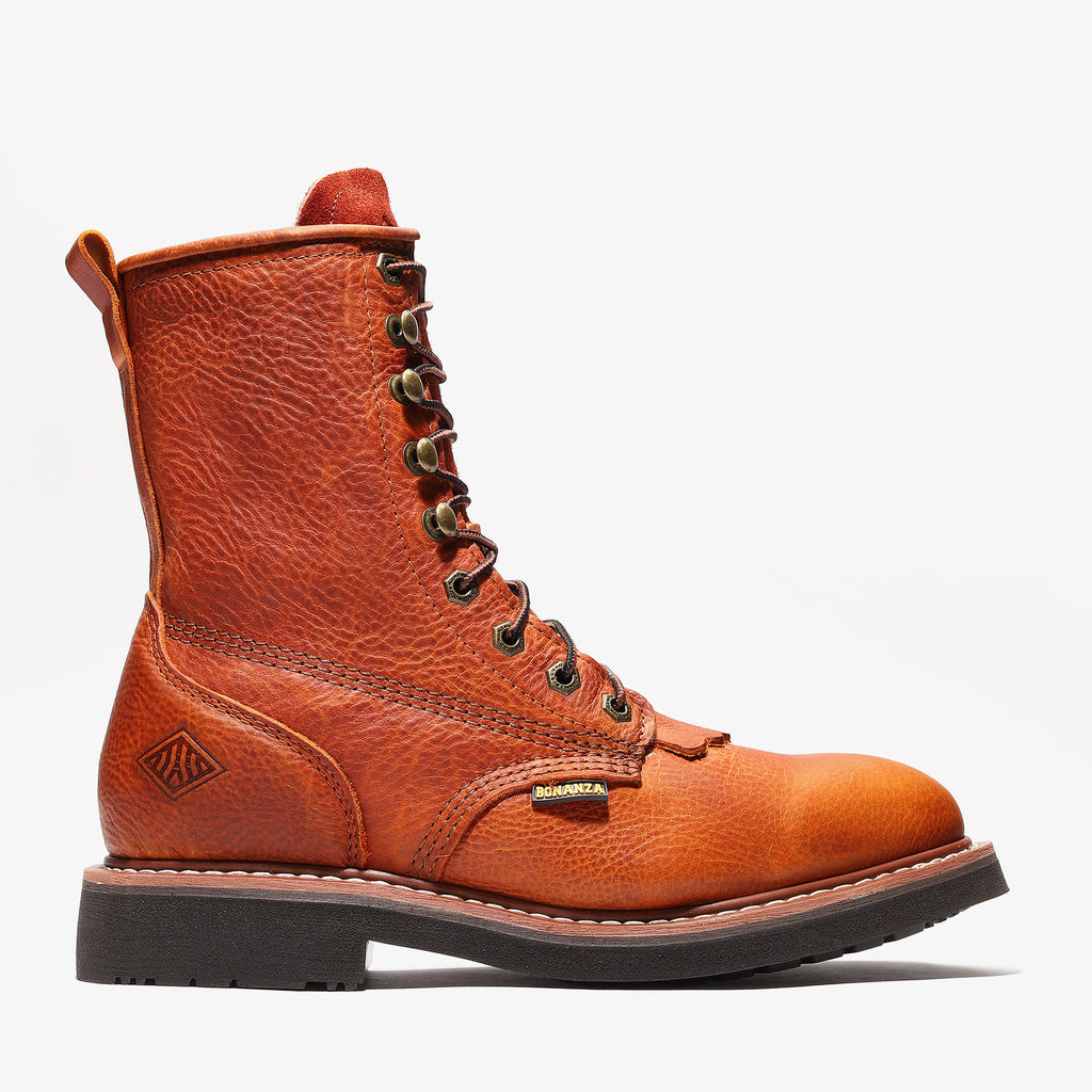 BOONDOCKS | Lacer 8-Inch Removable Kiltie Work Boot