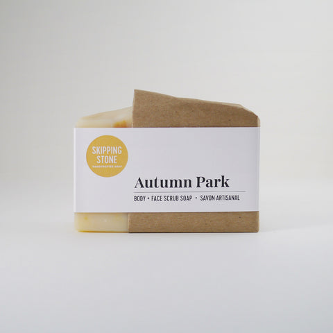 Autumn Park : Body + Face Soap