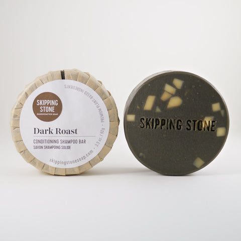 Dark Roast : Shampoo Bar