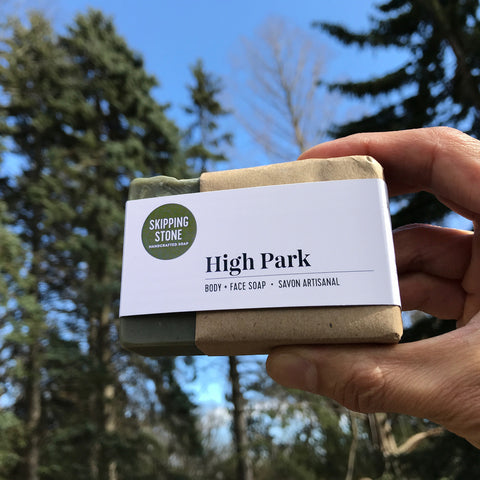 High Park : Body + Face Soap