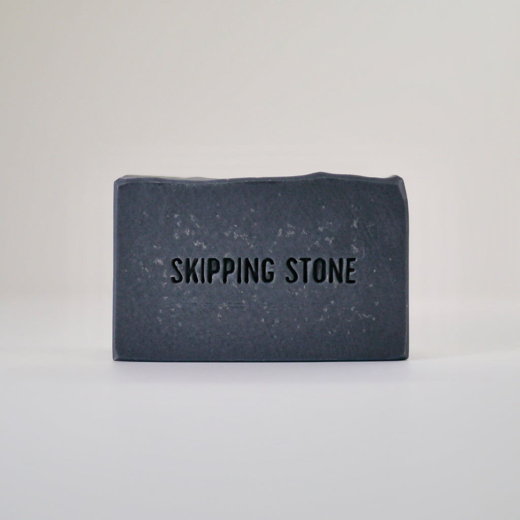 Pure. Charcoal+Salt Body+Face Soap — unscented