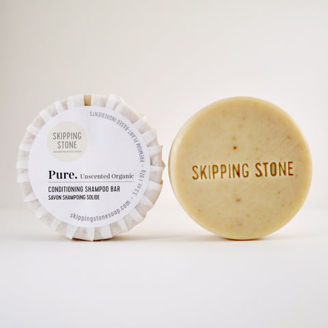 Pure. Shampoo Bar – unscented