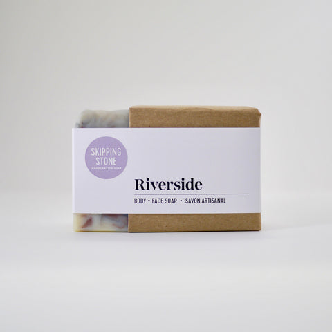 Riverside : Body + Face Soap