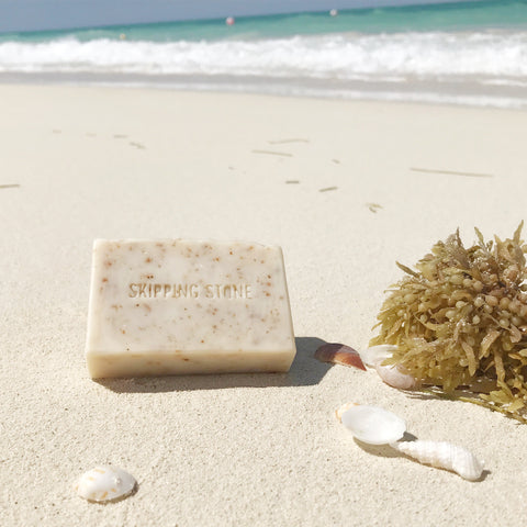 Sandy Beach Body + Face Soap