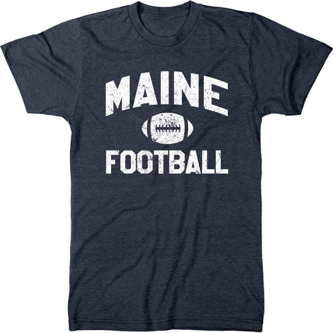Maine Football Men's Modern Fit T-Shirt