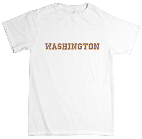 Washington Football Club Toddler Cotton Crew Neck T-Shirt