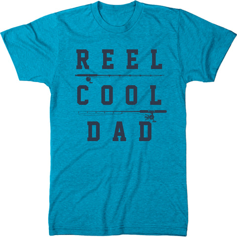 Reel Cool Dad Men's Modern Fit T-Shirt