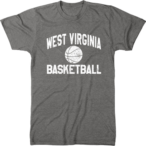 West Virginia Basketball Men's Modern Fit T-Shirt