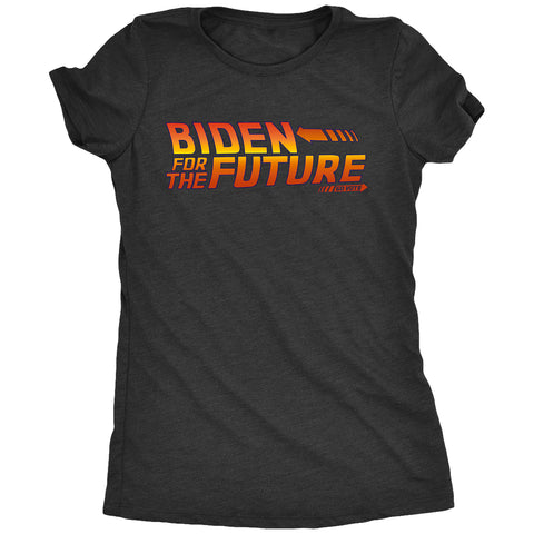 2020 Election - Biden For The Future Womens T-Shirt