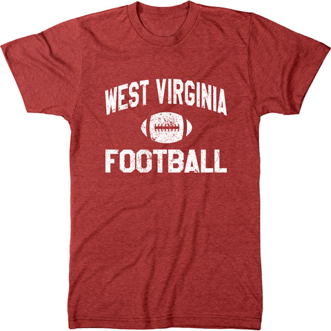 West Virginia Football Men's Modern Fit T-Shirt