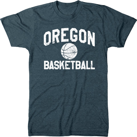 Oregon Basketball Men's Modern Fit T-Shirt