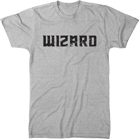 Wizard Slogan Men's Modern Fit T-Shirt