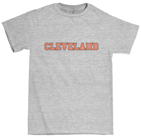 Cleveland Football Club Toddler Cotton Crew Neck T-Shirt