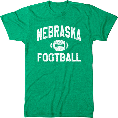 Nebraska Football Men's Modern Fit T-Shirt