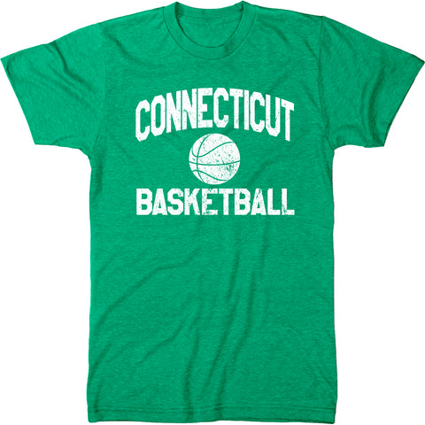 Connecticut Basketball Men's Modern Fit T-Shirt