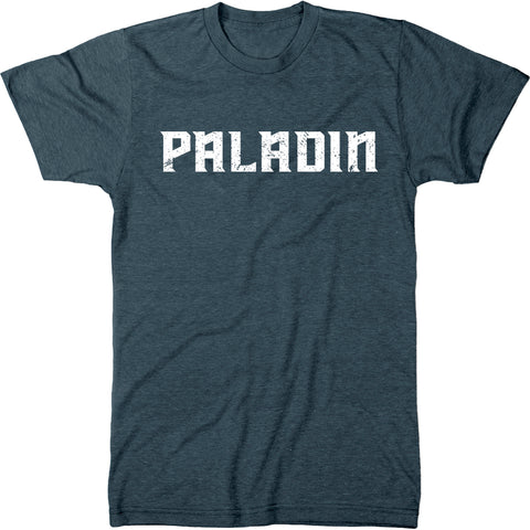 Paladin Slogan Men's Modern Fit T-Shirt