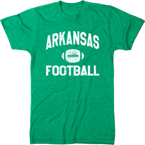 Arkansas Football Men's Modern Fit T-Shirt