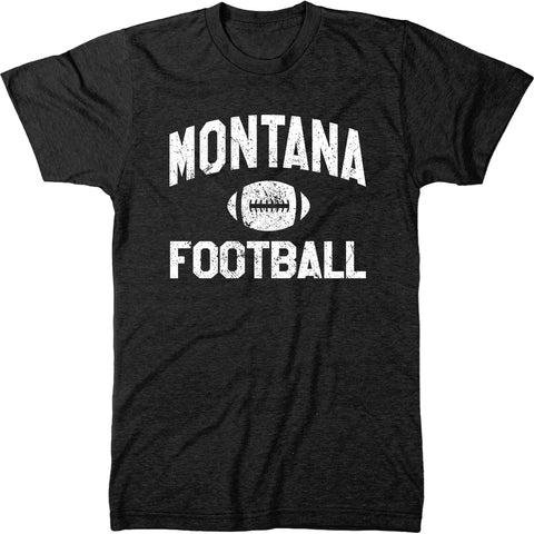 Montana Football Men's Modern Fit T-Shirt
