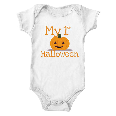 First Halloween Infant One-Piece Bodysuit