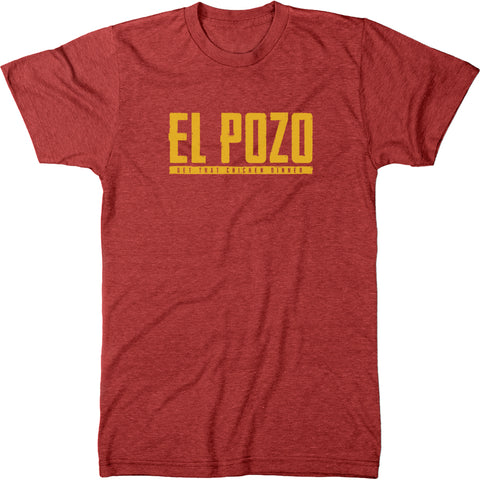 El Pozo Get That Chicken Dinner Men's Modern Fit T-Shirt