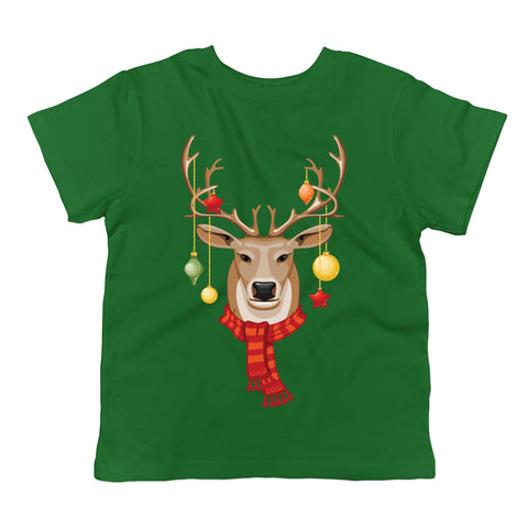Christmas Reindeer Toddler T-Shirt