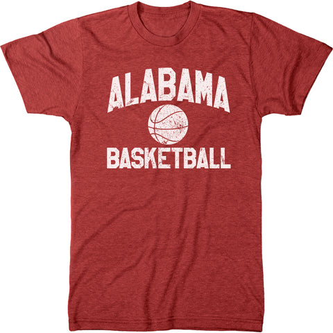 Alabama Basketball Men's Modern Fit T-Shirt
