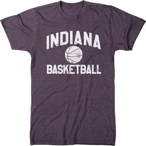 Indiana Basketball Men's Modern Fit T-Shirt