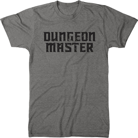 Dungeon Master Slogan Men's Modern Fit T-Shirt