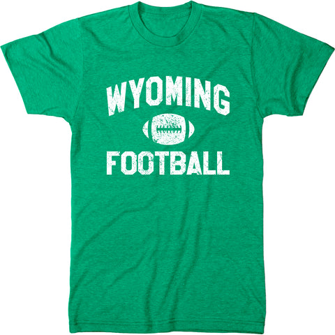 Wyoming Football Men's Modern Fit T-Shirt