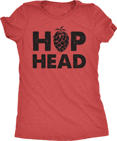 Hop Head Women's Tri-Blend T-Shirt