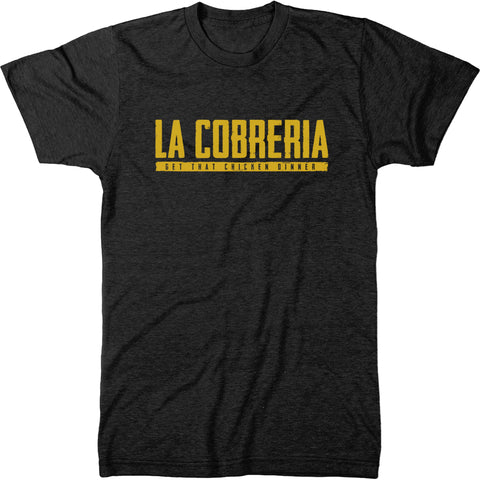 La Cobreria Get That Chicken Dinner Men's Modern Fit T-Shirt