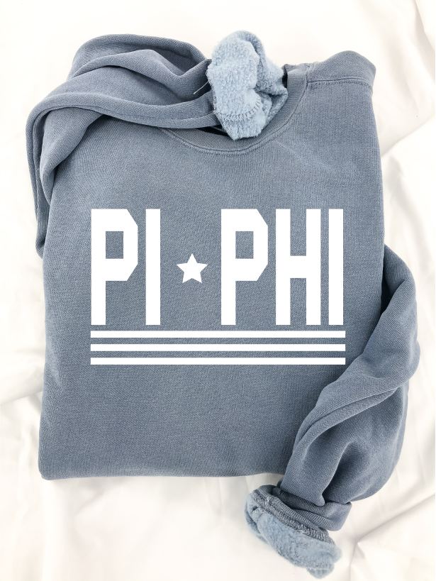 Pi Beta Phi Trooper Sweatshirt
