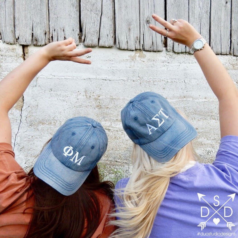 Madison Denim Hat