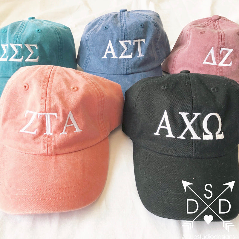 Simple Sorority Hat