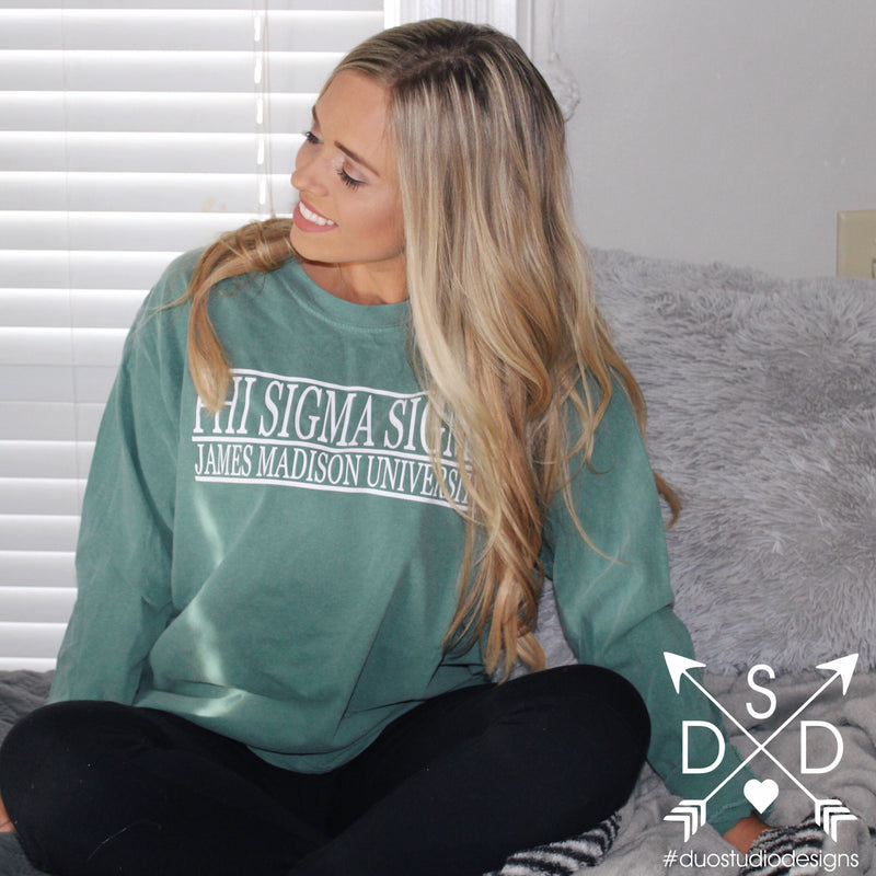 Classic Greek Long Sleeve