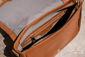 ivyivy original beige shoulder bag