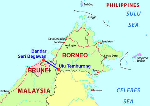 Travelbay - Brunei - 4 Day Royal Holday