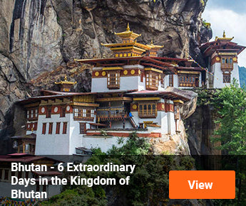 Travelbay Bhutan Tours - 6 Extraordinary Days in the Kingdom of Bhutan
