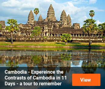 Travelbay Cambodia - Experience the Contrasts of Cambodia in 11 Days
