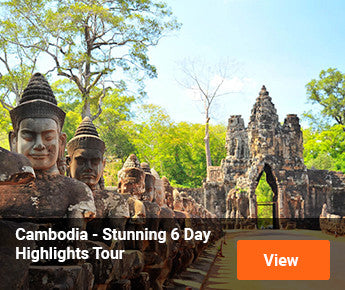 Travelbay Cambodia - 6 Day Highlights Tour