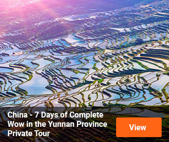 Travelbay China - 7 Days of Complete Wow in the Yunnan Province