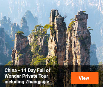 Travelbay  China – 11 Day Full of Wonder Private Tour