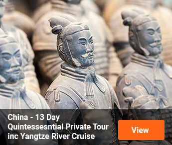 Travelbay  China – 13 Day Quintessential Private Tour including 3 Night Yangtze River Cruise