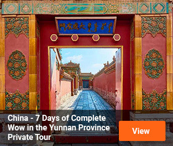 Travelbay  China – 8 Day Golden Triangle Private Tour