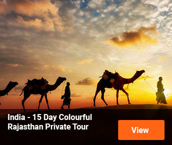 Travelbay India Tours - 15 Day Colourful Rajasthan Private Tour