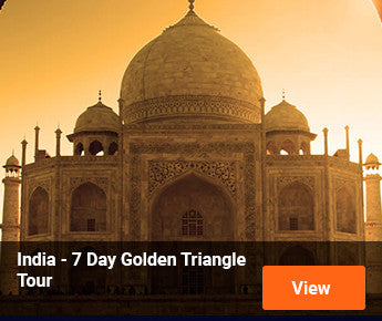 Travelbay  India - 7 Day Golden Triangle Tour