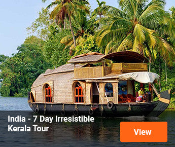 Travelbay  India - 7 Day Irresistible Kerala Tour